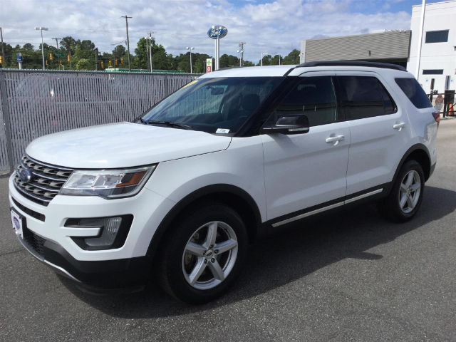 pre owned 2016 ford explorer xlt 4x4