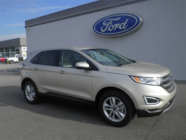 New Ford Edge Sel Suv In Fayetteville Lafayette Ford