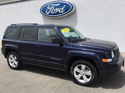 Pre-Owned 2016 Jeep Patriot LATITUDE FWD