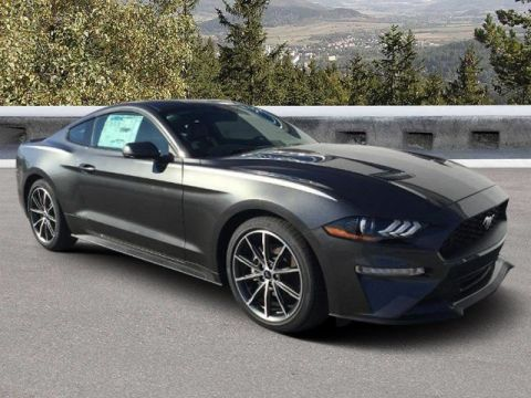New 2018 Ford Mustang EcoBoost Premium