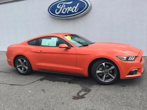 Certified Pre-Owned 2015 Ford Mustang EcoBoost