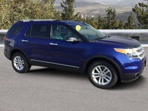 Certified Pre-Owned 2014 Ford Explorer XLT