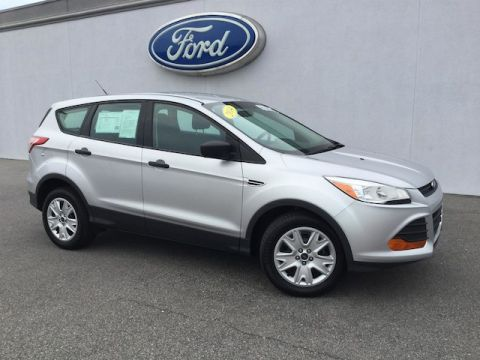 Certified Pre-Owned 2014 Ford Escape S FWD