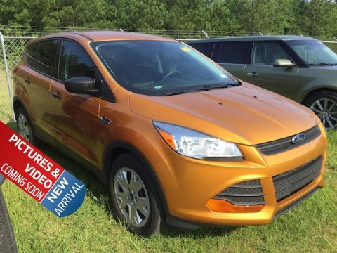 Certified Pre-Owned 2016 Ford Escape S FWD
