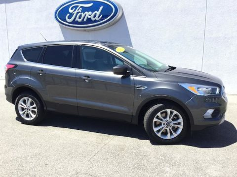 Certified Pre-Owned 2017 Ford Escape SE FWD