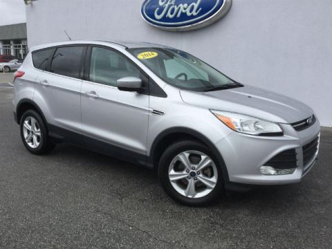 Certified Pre-Owned 2014 Ford Escape SE FWD