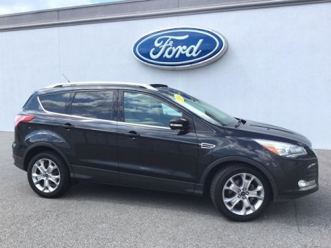 Certified Pre-Owned 2014 Ford Escape Titanium FWD