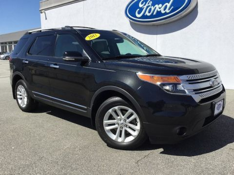 Pre-Owned 2012 Ford Explorer XLT 4X4