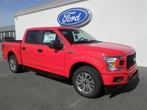 New 2018 Ford F-150 2WD SUPERCREW 145 XL