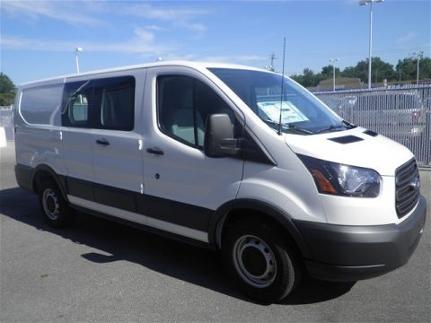 New 2017 Ford Transit-150 w/60/40 Pass-Side Cargo-Doors