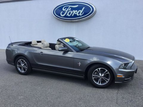 Certified Pre-Owned 2014 Ford Mustang V6 Premium CONV