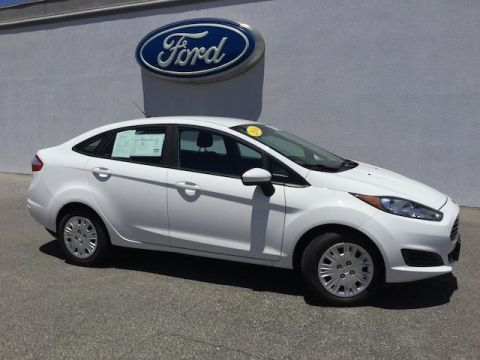 Certified Pre-Owned 2016 Ford Fiesta S