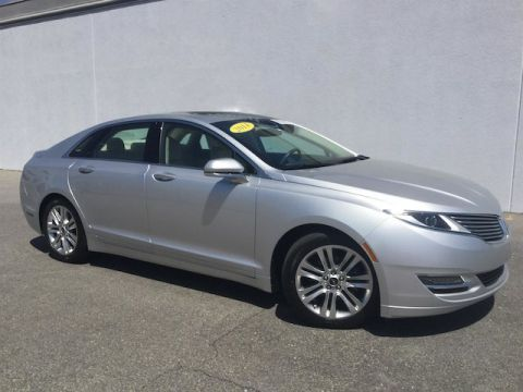 Certified Pre-Owned 2014 LINCOLN MKZ Hybrid Hybrid